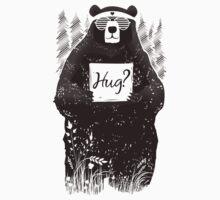 Free Bear Hugs Kids Clothes