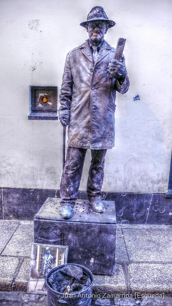 James Joyce living statue (P1130580 _Qtpfsgui) by Juan Antonio Zamarripa [Esqueda]