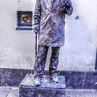 James Joyce living statue (P1130580 _Qtpfsgui) by Juan Antonio Zamarripa