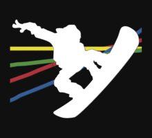 Rainbow Boarder by seguel