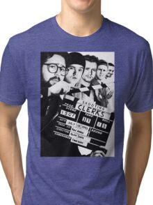 Shooting Clerks Poster Shirt Tri-blend T-Shirt