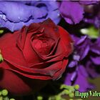 Happy Valentine's Day, Greeting Card by leih2008