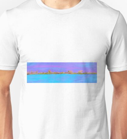 Sky, Shore, and Sea Unisex T-Shirt