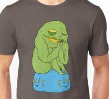 Pleasure delayer Unisex T-Shirt