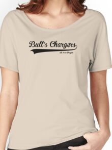 Bull's Chargers Women's Relaxed Fit T-Shirt