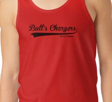 Bull's Chargers Tank Top