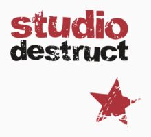 StudioDestruct T-shirt by StudioDestruct