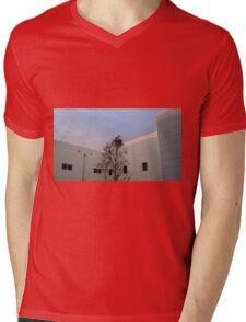 Low Sun High Shadow Mens V-Neck T-Shirt
