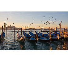 Venice freedom Photographic Print