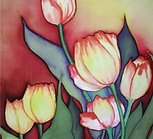 Time for Tulips by Francine Dufour Jones