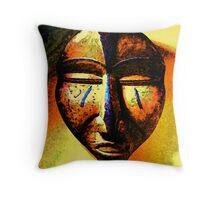 Congo  Throw Pillow
