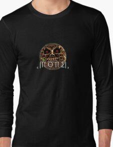 ˛ ∏ O ∏ ∑ ¸ (none) Moon Logo Long Sleeve T-Shirt
