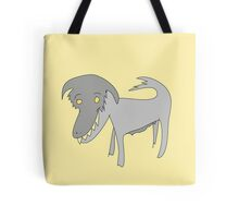 Cute Dumb Warg Tote Bag