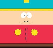 Eric Cartman by cartoonqueen