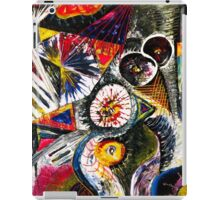 Extroverted iPad Case/Skin