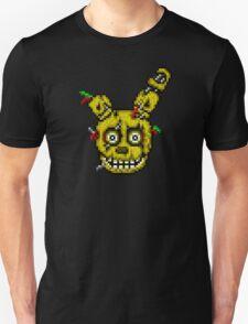 Five Nights at Freddy's 3 - Pixel art - SpringTrap Unisex T-Shirt