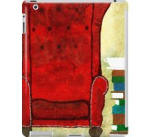 Stories from the big chair iPad Case/Skin