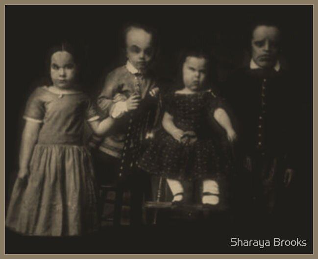 Orphans by Sharaya Brooks