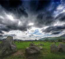 Castlerigg Standing Stones II by Lea Valley Photographic