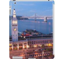 Ferry Building iPad Case/Skin