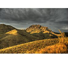 Transmountain Photographic Print