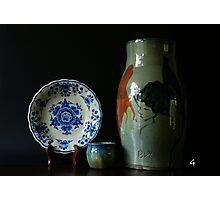 Porcelain - Pottery Photographic Print
