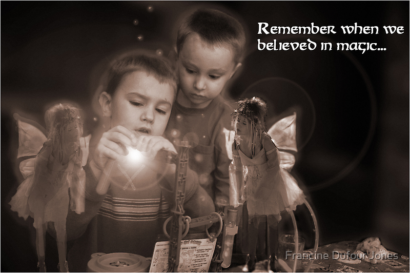 Remember by Francine Dufour Jones