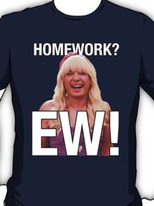 Jimmy Fallon EW - homework  T-Shirt
