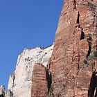 Zion - Cliffs by Luke Brannon