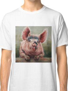 Friendly Pig Classic T-Shirt