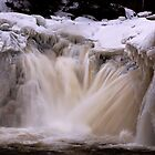 Freezing Torrent by Ian Benninghaus