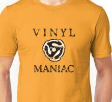 Vinyl Maniac Unisex T-Shirt
