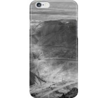 Bingham Canyon Open Pit Copper Mine iPhone Case/Skin