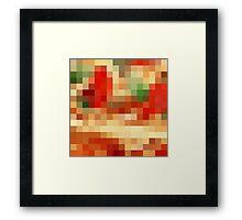 Pomodoro Framed Print