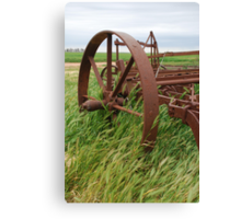 wheel 3 Canvas Print
