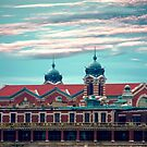 Ellis Island Memories by Mary Campbell
