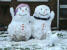 The Snowman Family by Colin  Williams Photography
