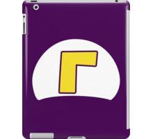 WaLuigi L iPad Case/Skin