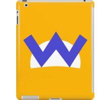 Wario W iPad Case/Skin
