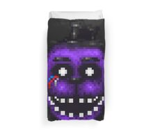 Five Nights at Freddy's 2 - Pixel art - Shadow Freddy Duvet Cover