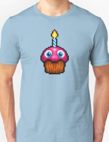 Five Nights at Freddy's 2 - Pixel art - Cupcake (no plate) Unisex T-Shirt