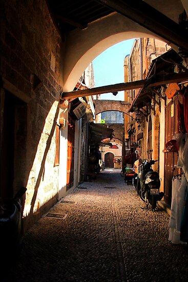 Sorrento Streets by Varinia   - Globalphotos
