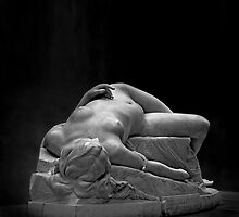 La jeune Tarentine by Charles McKean