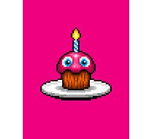 Five Nights at Freddy's 2 - Pixel art - Cupcake Photographic Print