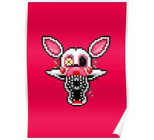 Five Nights at Freddy's 2 - Pixel art - Mangle Poster