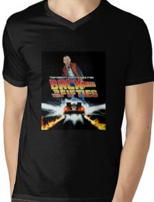 Back To The Fifties Mens V-Neck T-Shirt