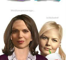 Swan Queen Baby Mama by swenfordays
