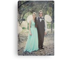Caitlin and Jesse  Metal Print