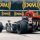 #25 Marty Roth Restart @ Detroit Grand Prix  by Mark Bolen