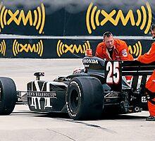#25 Marty Roth Restart @ Detroit Grand Prix  by Mark Bolen